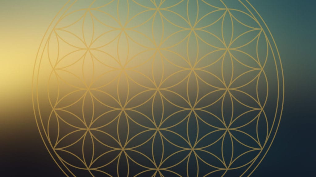 Flower of Life background
