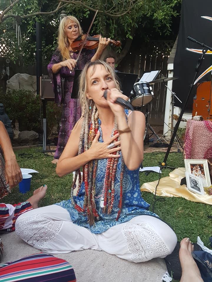 House concert Irene Viera pic2