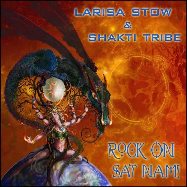 Rock On Sat Nam album cover art